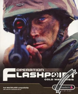 Operation Flashpoint Cold War Crisis / cover new