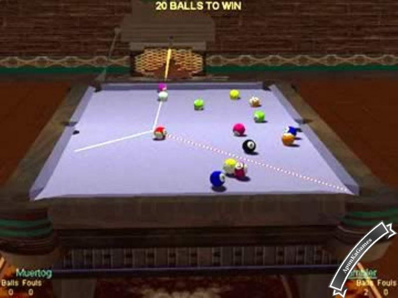 Perfect Pool 3D Screenshot photos 1