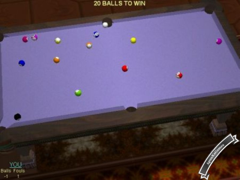 Perfect Pool 3D Screenshot photos 3
