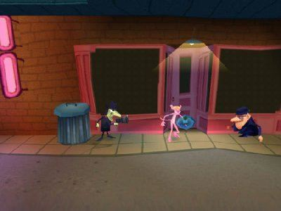 Pink Panther: Pinkadelic Pursuit Screenshot Photos 1