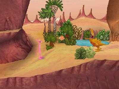 Pink Panther: Pinkadelic Pursuit Screenshot Photos 2