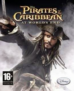 Pirates of the Caribbean: At World's End cover new