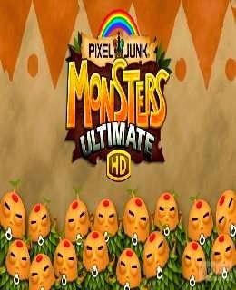 Pixeljunk Monsters: Ultimate HD cover new