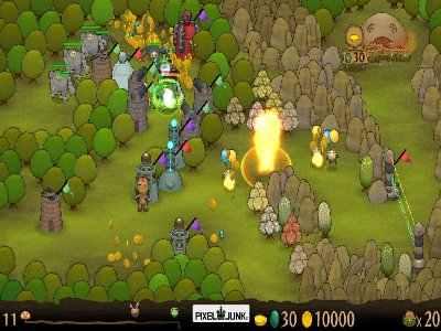 Pixeljunk Monsters: Ultimate HD Screenshot Photos 1