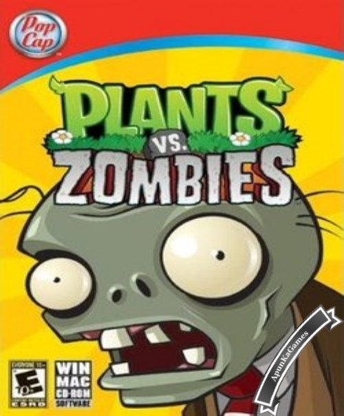 Plants vs. Zombies / cover new