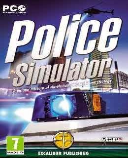 Police Simulator cover new