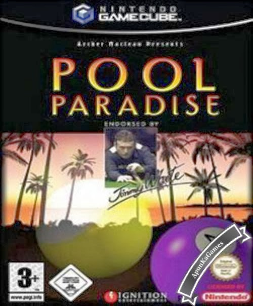 Pool Paradise / cover new