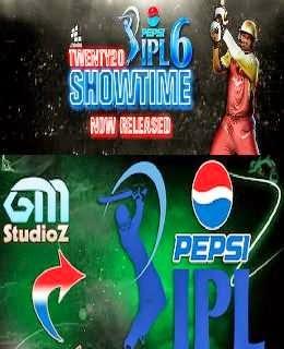 Pepsi IPL 6 cover new