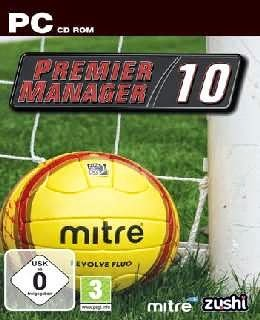 Premier Manager 10 cover new