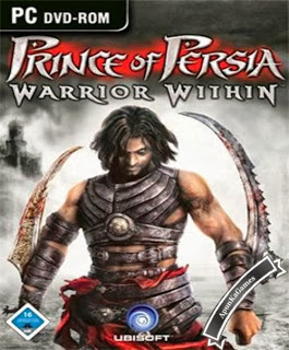 Prince of Persia 2 Warrior Within / cover new