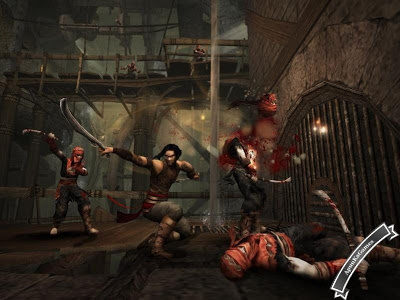 Prince of Persia 2 Warrior Within Screenshot photos 1