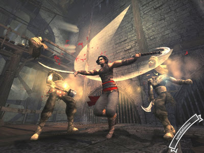 Prince of Persia 2 Warrior Within Screenshot photos 2