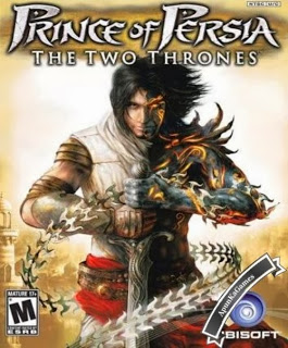 Prince of Persia 3 The Two Thrones / cover new