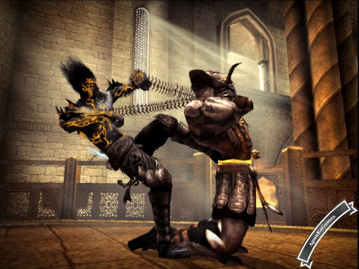 Prince of Persia 3 The Two Thrones Screenshot photos 1