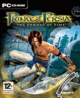 Prince of Persia 4: The Sands of Time / cover new