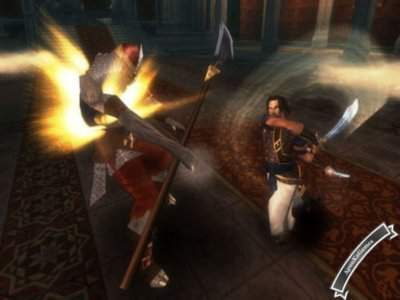 Prince of Persia 4: The Sands of Time Screenshot photos 1