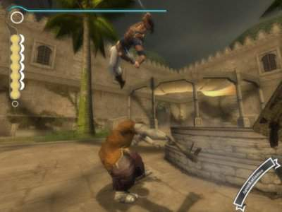 Prince of Persia 4: The Sands of Time Screenshot photos 3