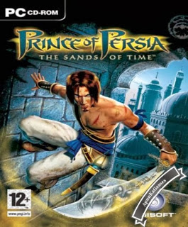Prince of Persia - The Sands of Time / cover new