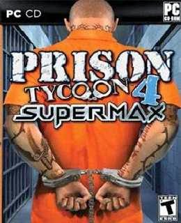Prison Tycoon 4: Supermax cover new