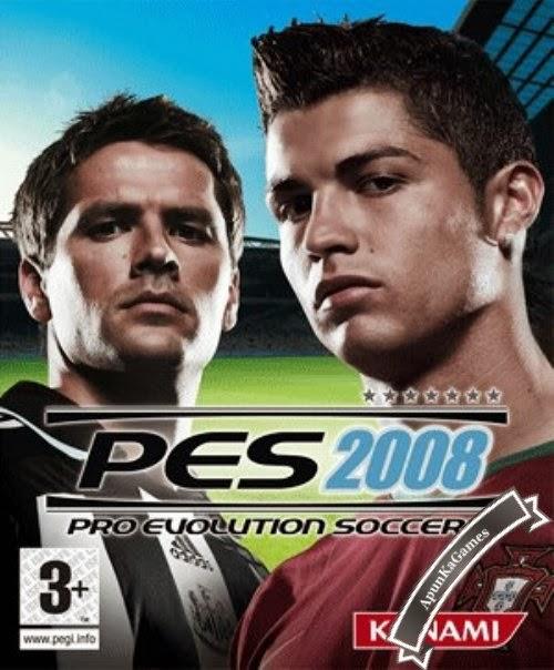 Pro Evolution Soccer 2008 / cover new