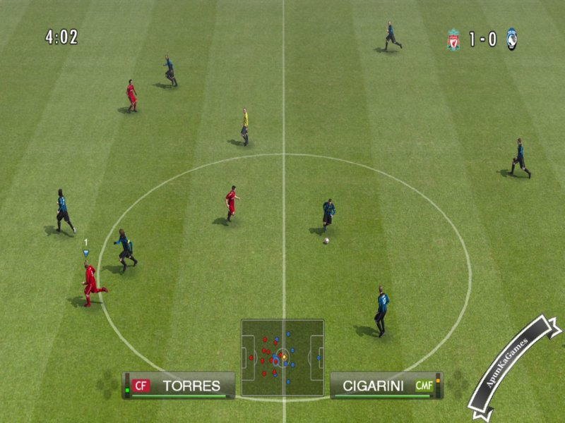 Pro Evolution Soccer 2008 Screenshot photos 1