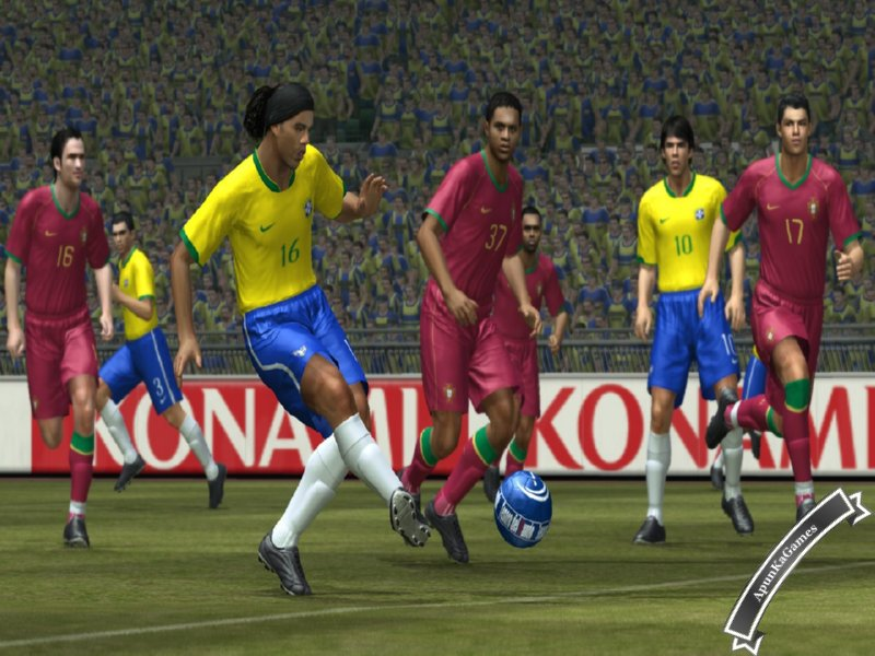 Pro Evolution Soccer 2008 Screenshot photos 2