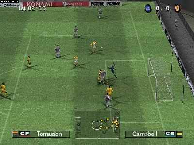 Pro Evolution Soccer 6 Screenshot Photos 1
