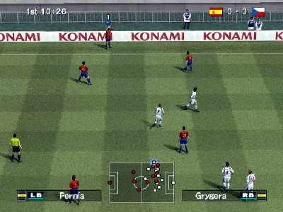 Pro Evolution Soccer 6 Screenshot Photos 2