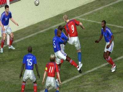 Pro Evolution Soccer 6 Screenshot Photos 3
