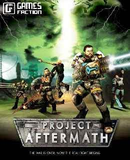 Project Aftermath cover new