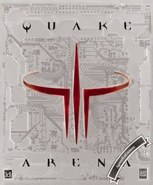 Quake 3 Arena / cover new