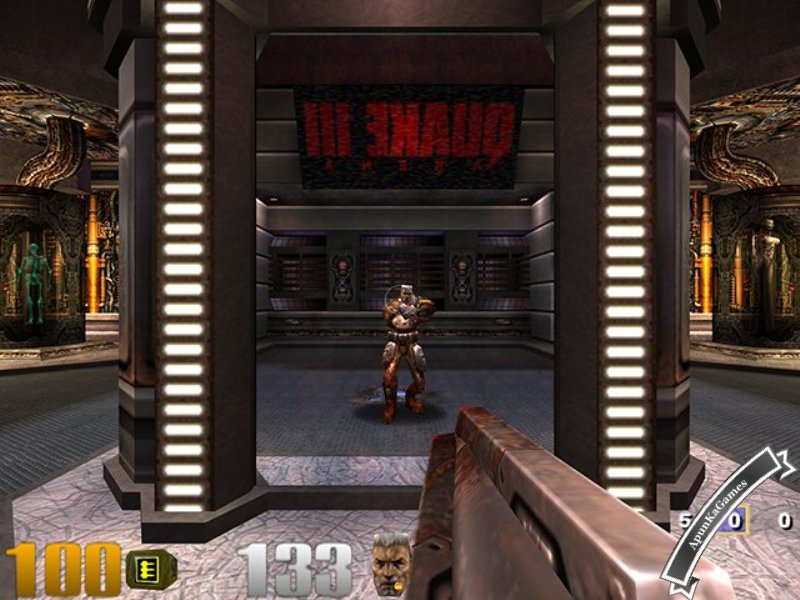 Quake 3 Arena Screenshot photos 1