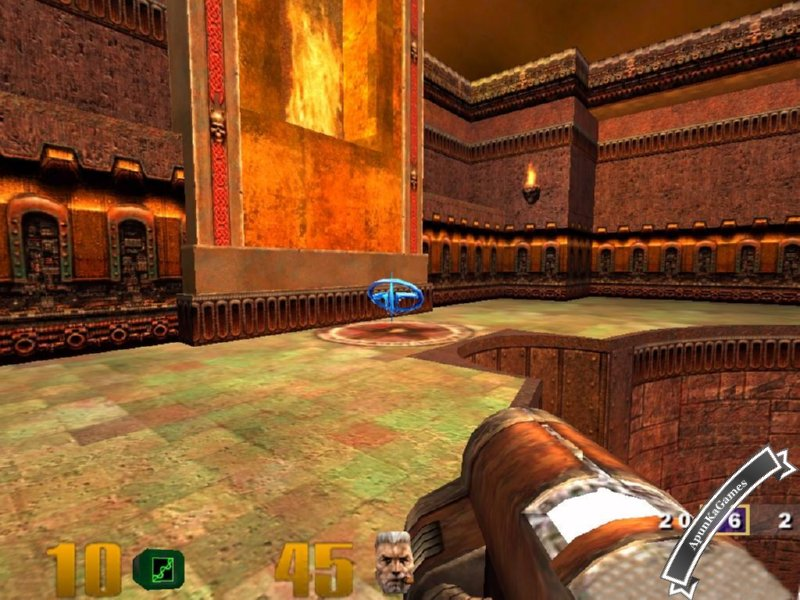 Quake 3 Arena Screenshot photos 2