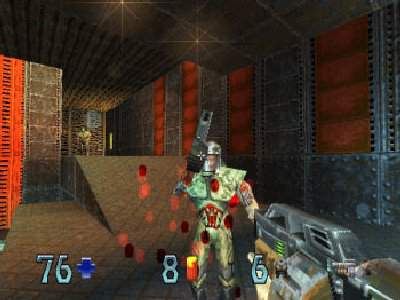 Quake 2 Screenshot photos 1