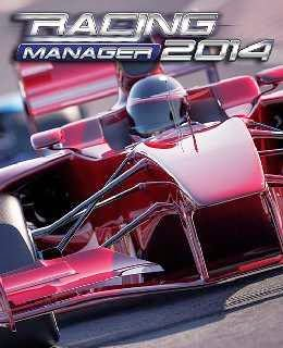 Racing Manager 2014 cover new