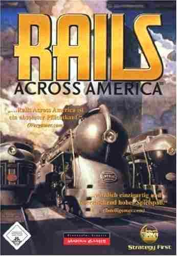Rails Across America cover new