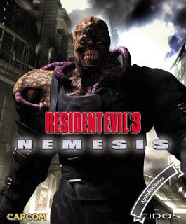 Resident Evil 3: Nemesis / cover new