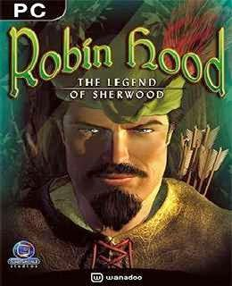 Robin Hood: The Legend of Sherwood cover new