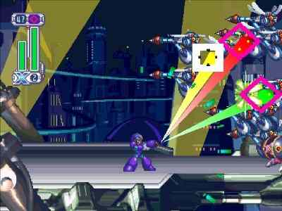 Rockman X4 Screenshot Photos 3