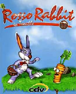 Rosso Rabbit In Trouble cover new