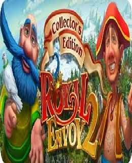 Royal Envoy 2: Collector's Edition cover new