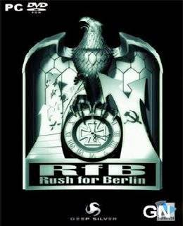 Rush for Berlin cover new