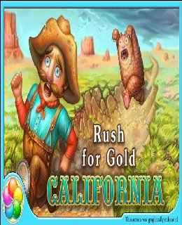 Rush for Gold 2: California cover new