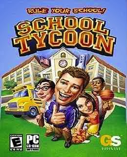 School Tycoon cover new