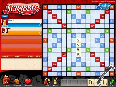Scrabble 2013 Screenshot photos 1