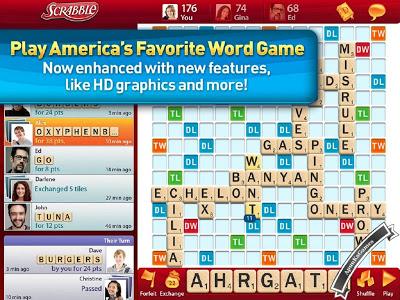 Scrabble 2013 Screenshot photos 2