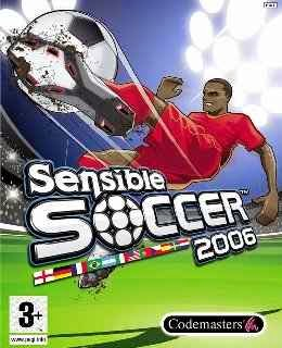 Sensible Soccer 2006 cover new