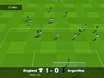 Sensible Soccer 2006 Screenshot Photos 1