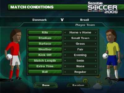 Sensible Soccer 2006 Screenshot Photos 2