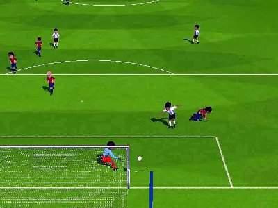Sensible Soccer 2006 Screenshot Photos 3